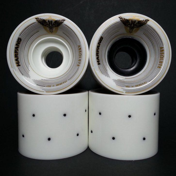 Harfang Wheels Absolute 73 Roman Candle 81a v 78a Core