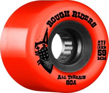 Bones Rough Riders 59MM Red