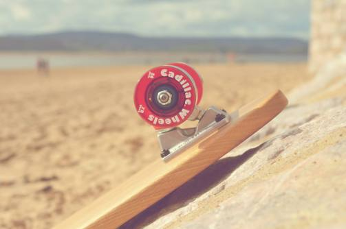 Cadillac Rollers - Hurtle Skateboards