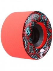 Snakes Red Isometric