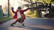 Brandon DesJarlais Ultimate Longboard Giveaway