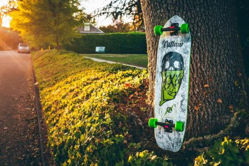 Moonshine MFG Outlaw Ultimate Longboard Giveaway