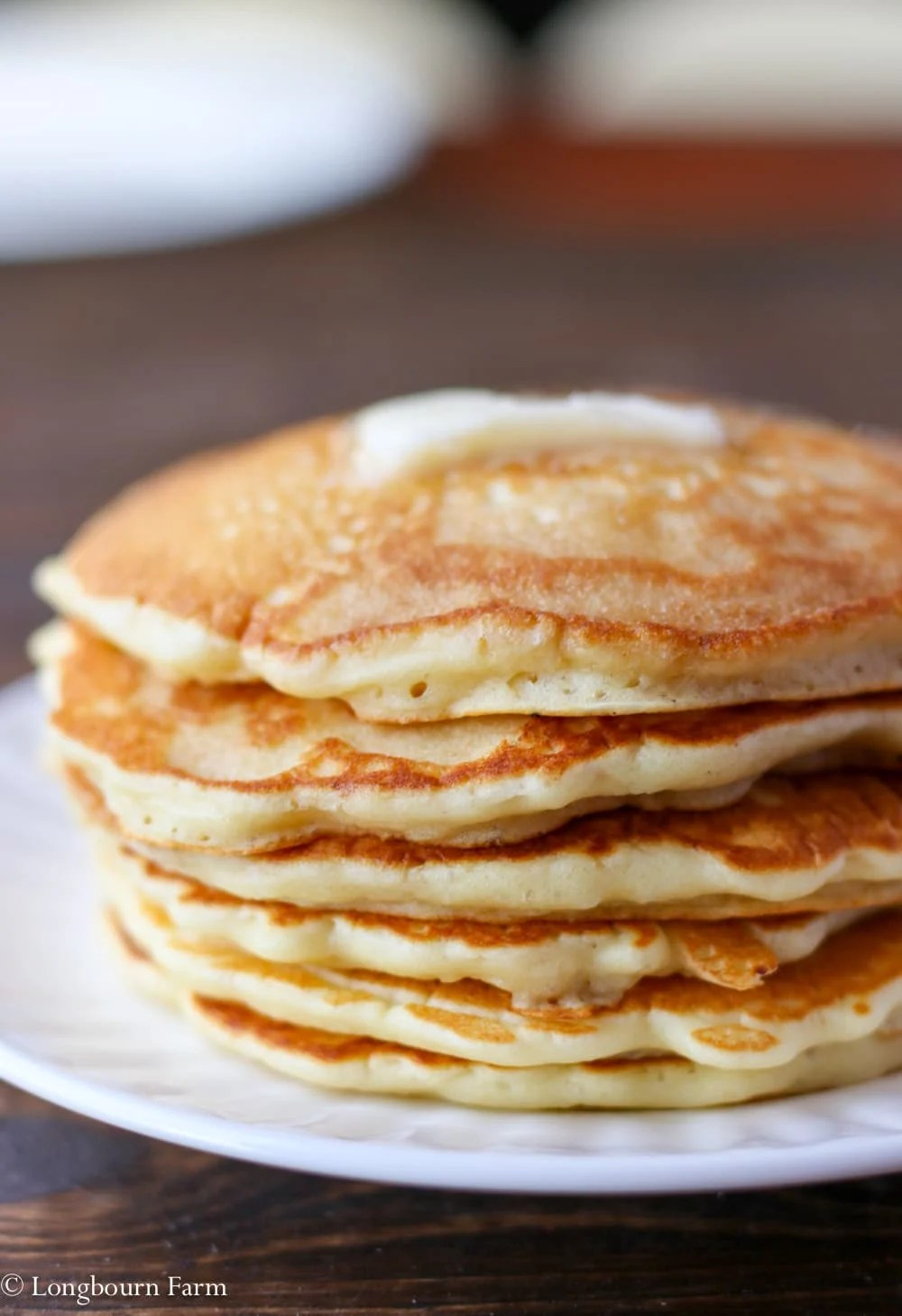 The best ever homemade pancake mix!