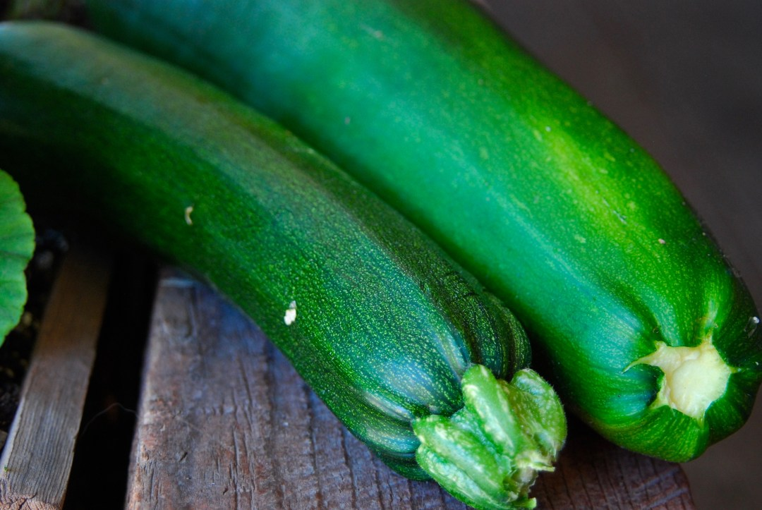 The best way to make zucchini
