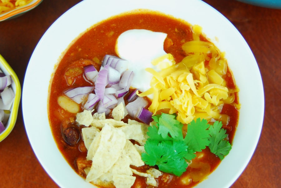 Meat lovers chili recipe!