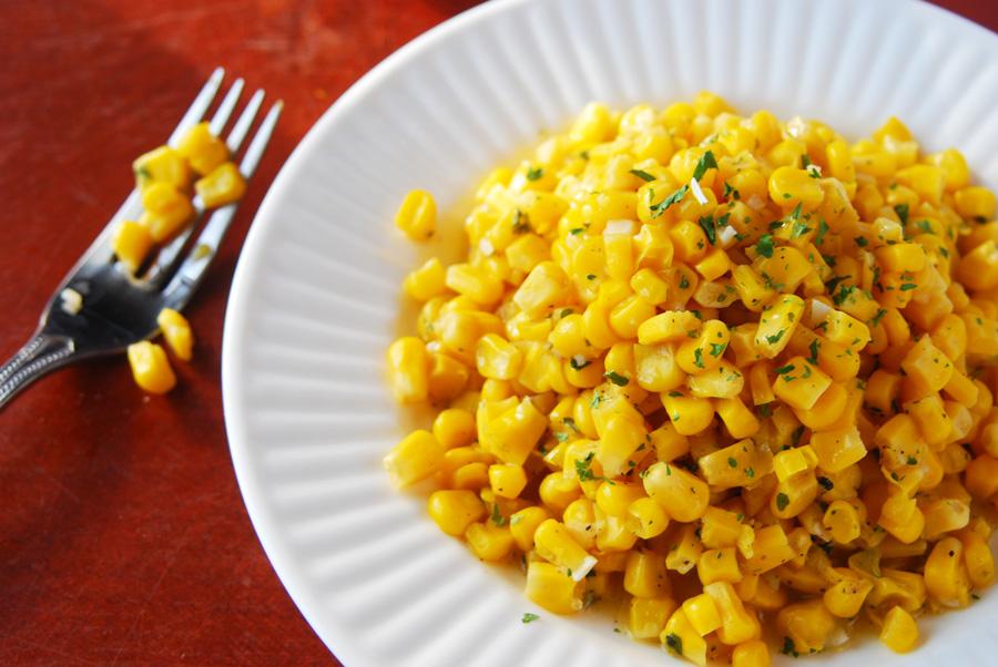 Easy & Delicious Canned Corn Recipe!