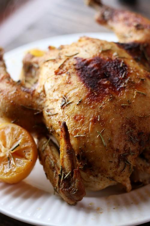 Rotisserie Chicken in Oven!!