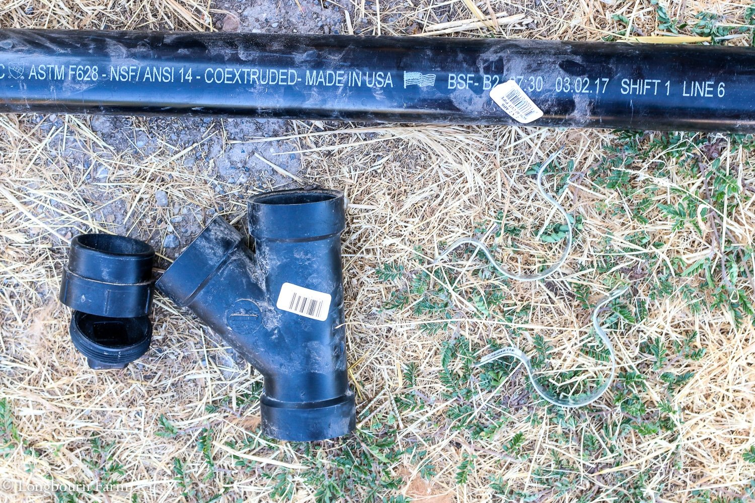 how to make a chicken feeder out of pvc pipe