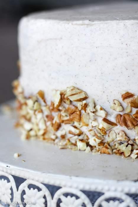 Layered Pumpkin Spice Cake Recipe + How-To