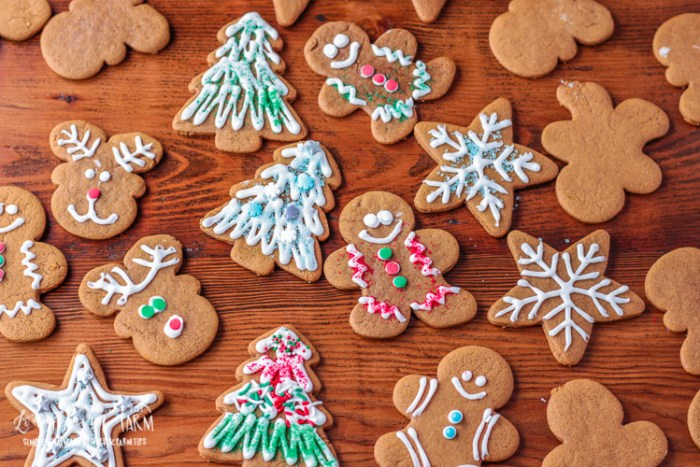 The Best Gingerbread Cookie Recipe Longbourn Farm