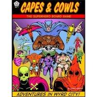 Capes & Cowls