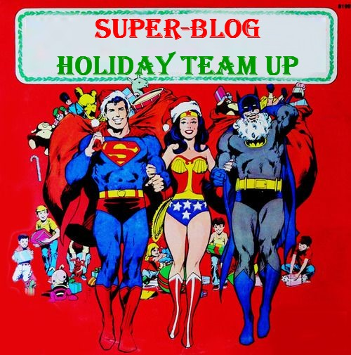 Happy (Late) Superhero Christmas!