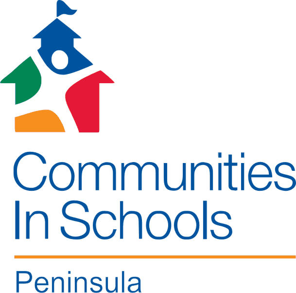Communities in Schools logo Key Peninsula Longbranch Foundation