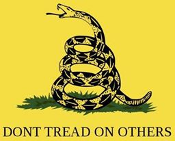 DON'T TREAD ON OTHERS