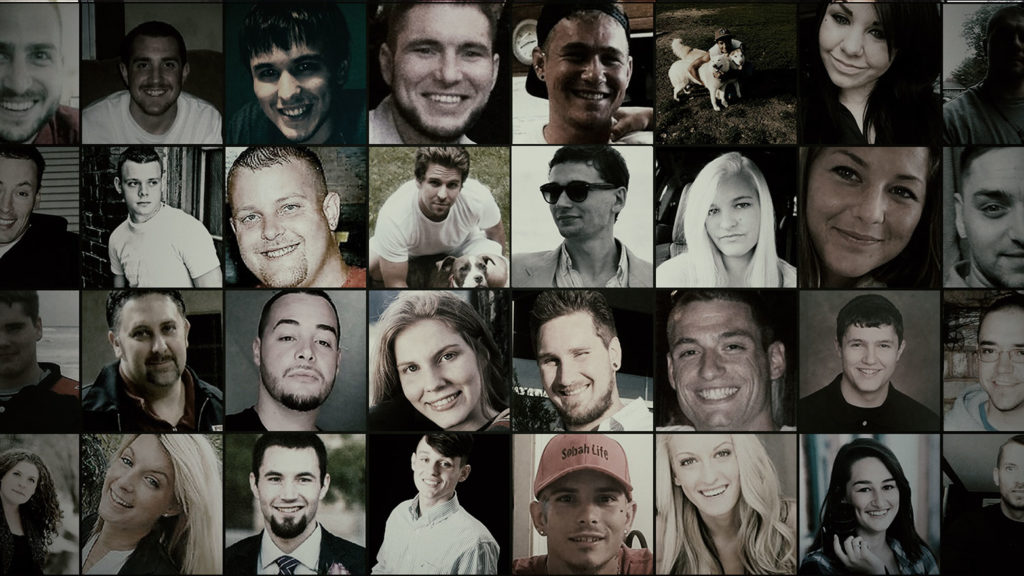 52 weeks, 52 faces: Obituaries narrate lives lost to the opioid epidemic