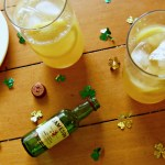 Irish Gold St. Patrick's Day Cocktail