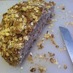 Whole Grain Walnut Quick Bread