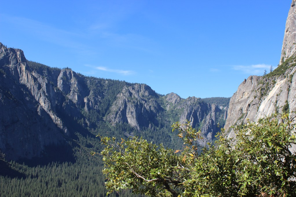 Monthly Musing: Hiking Yosemite Falls