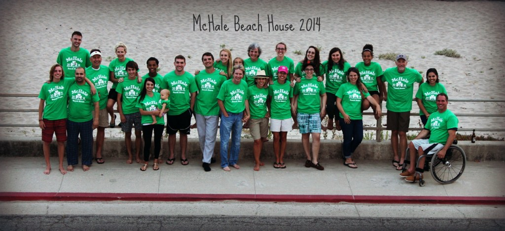 Yes, my family got matching shirts for the beach house :)