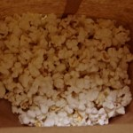 Insanely Easy Microwave Popcorn