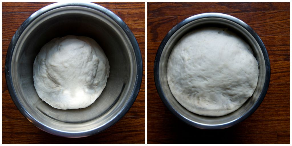 Homemade Pizza Dough | longdistancebaking.com