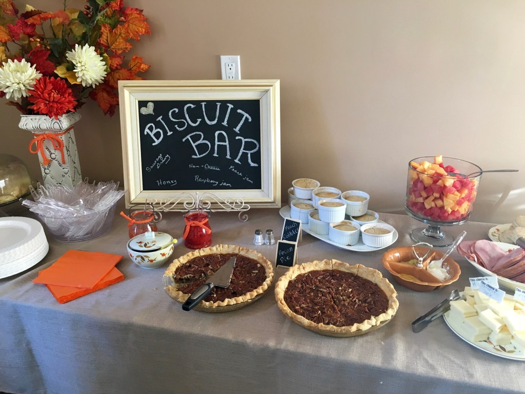 Southern Bridal Shower Brunch