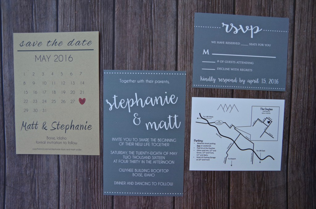 DIY Wedding Map Tutorial | longdistancebaking.com