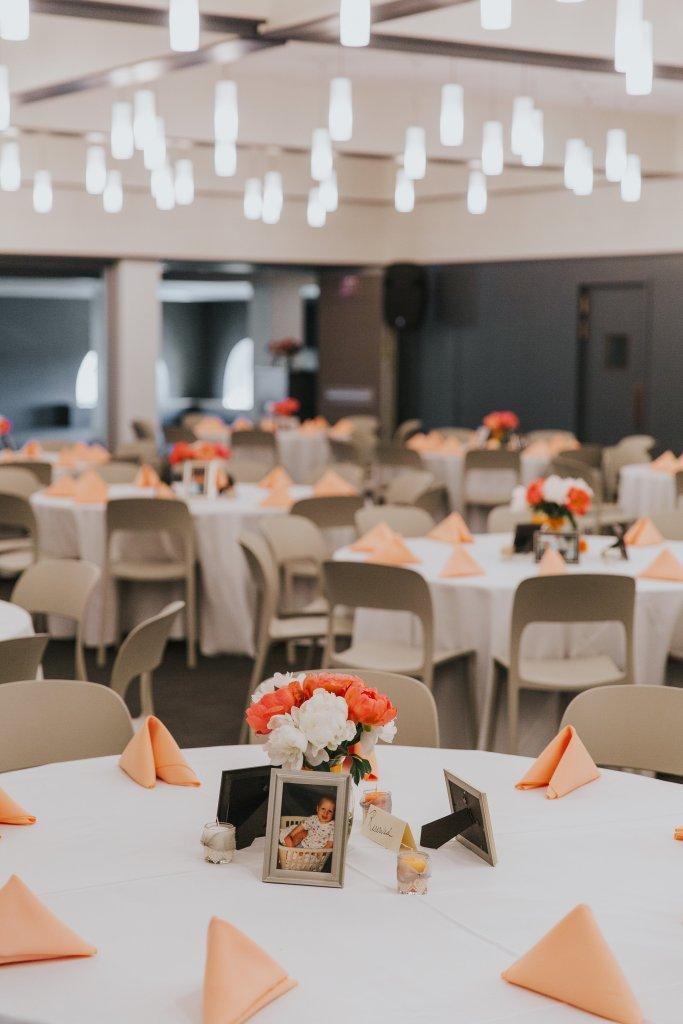 May Boise, Idaho Wedding, Owyhee Plaza   longdistancebaking.com