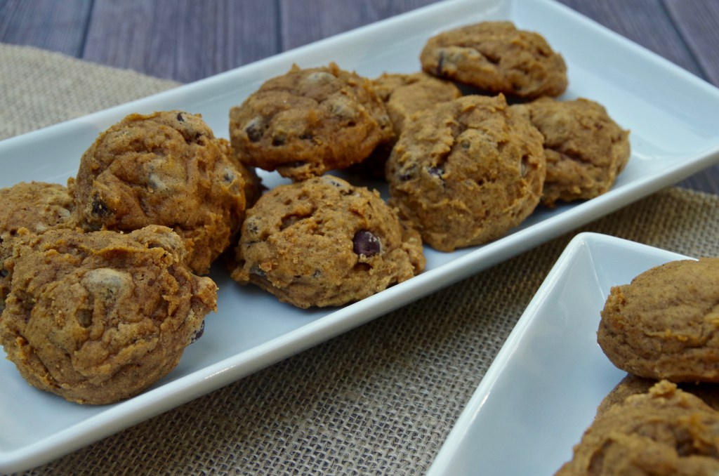 Grandma's Pumpkin Chocolate Chip Cookies