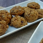 Grandma's Pumpkin Chocolate Chip Cookies