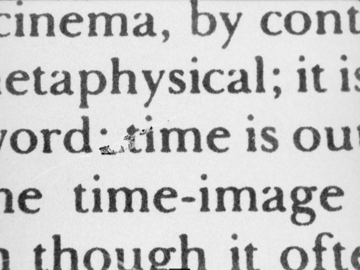 time (dir. Ben Creech)