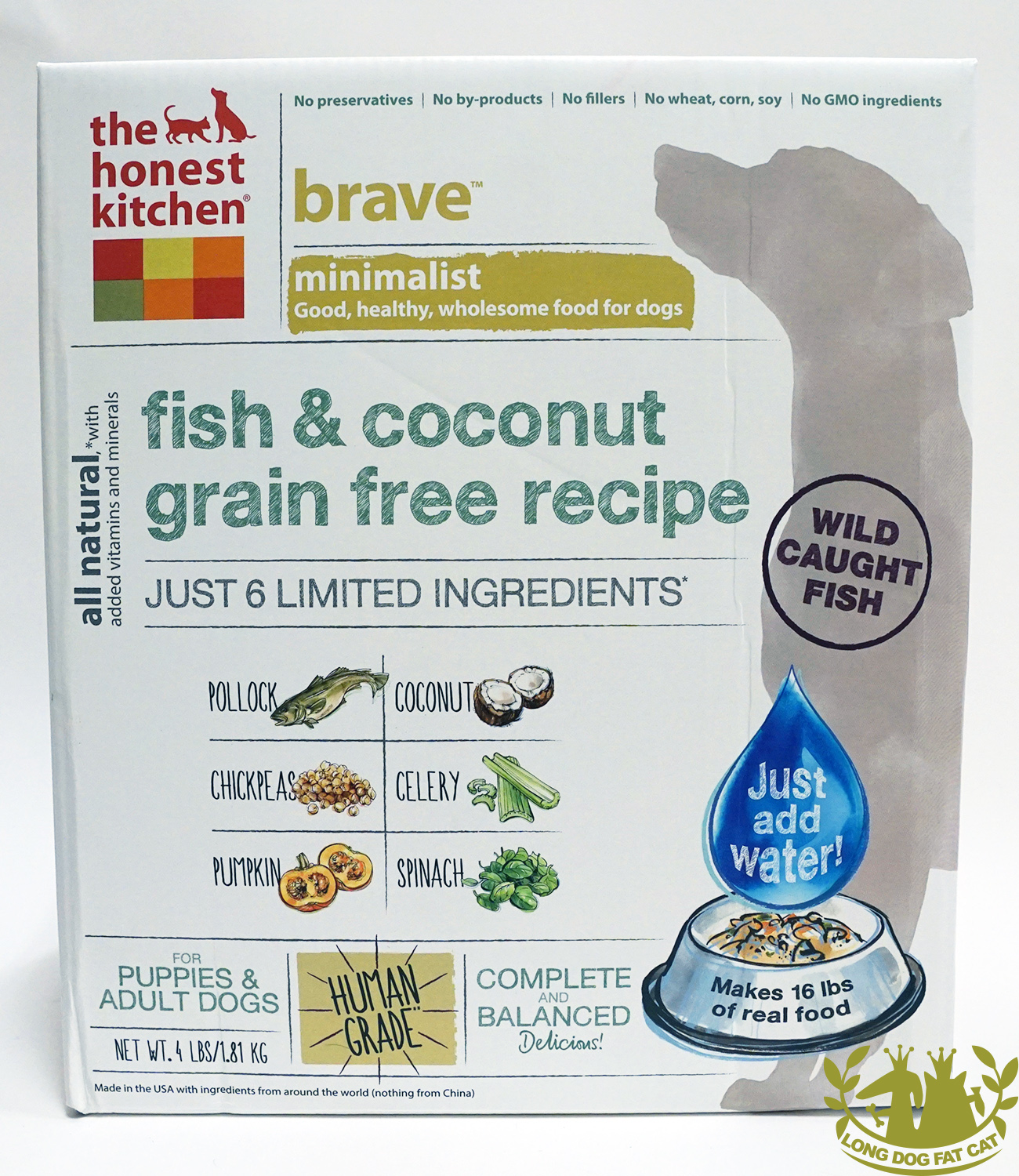 honest kitchen dog food reviews cabinet door replacement lowes brave