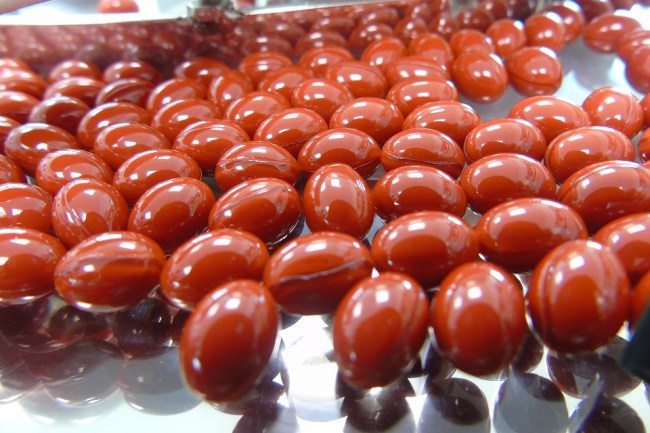 Beta-carotene capsule - antioxidant