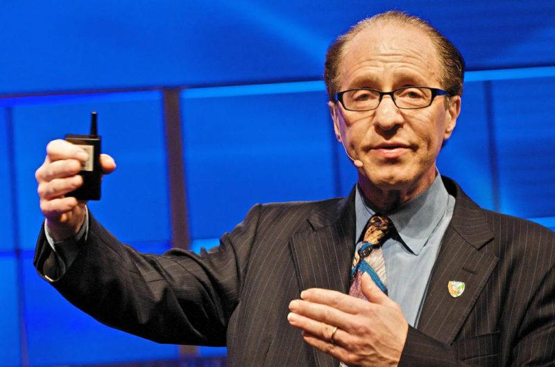Futurist Ray Kurzweil in 2009.