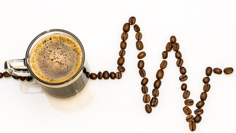 Coffee drinkers live longer because it's good for the heart