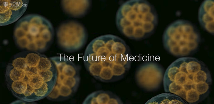 (Video) View the Future of Medicine with nanorobots, weaponized killer T-cells, lab-grown organs, and gene editing