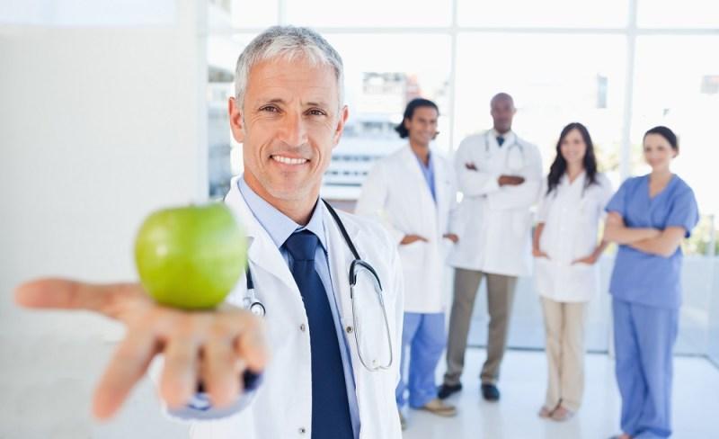 Doctors healthiest diets article.
