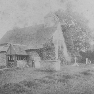 Longfield Church - 1860
