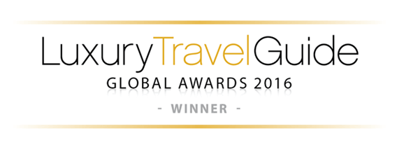 Luxury Travel Guide Bed and Breakfast of the year Tasmania award