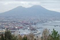The Vesuvio. Synonymous with Napoli!