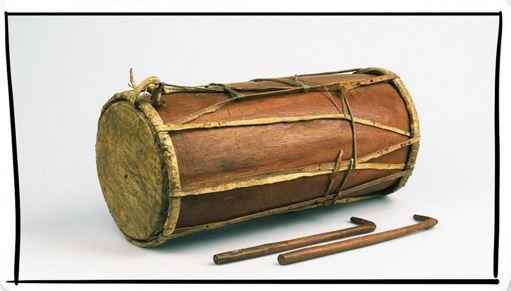 Alat Musik Tradisional Aceh Geundrang