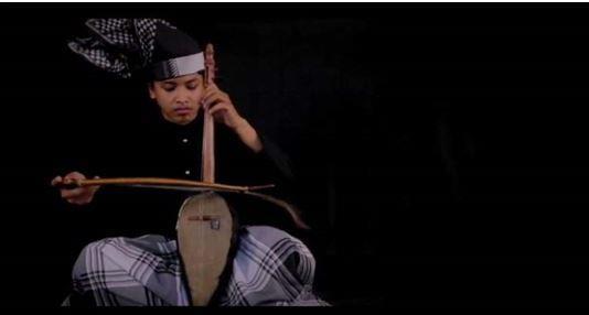 Alat Musik Tradisional Makassar Kesok - Kesok