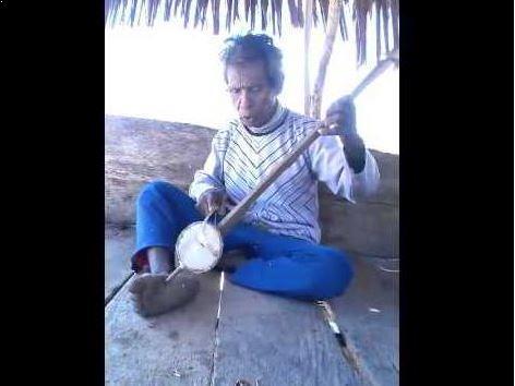 Alat Musik Tradisional Sulawesi Tengah Geso-Geso