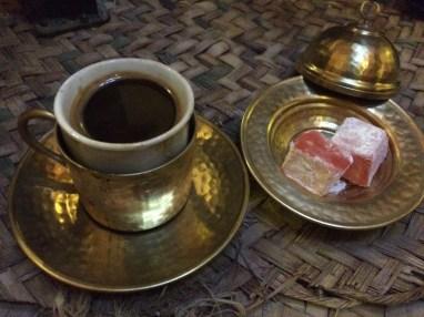 Arabic coffee delights