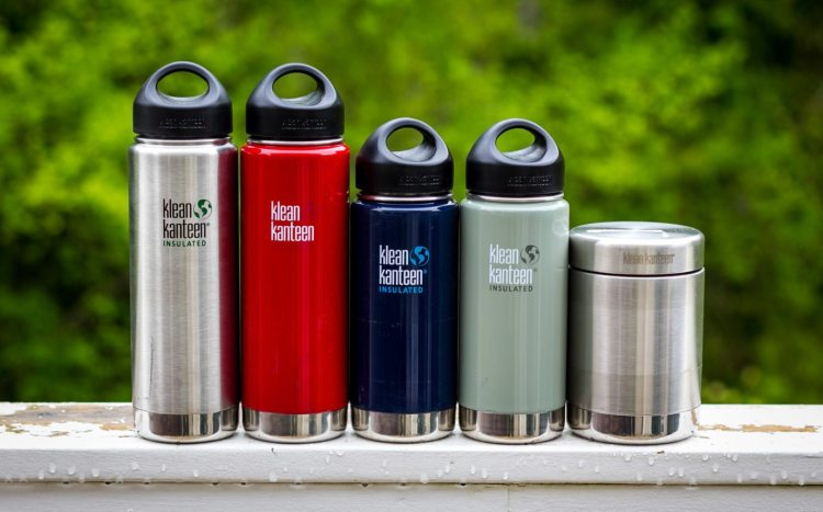 Klean Kanteen generously gave us several insulated water bottles. In return, I will incorporate them into our social media and create recipes using the bottles they can post on their blog.