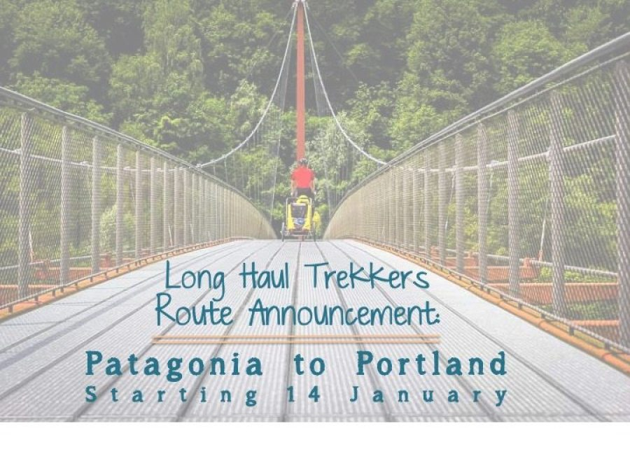 Route Announcement: Patagonia to Portland