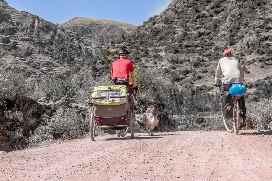 Versatile Blogger Award | Bike 'n Hike: Rainbow Mountain with Jesse from Musings from the Saddle | Long Haul Trekkers