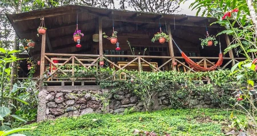 Pachijal Ecolodge Reserve   Long Haul Trekkers