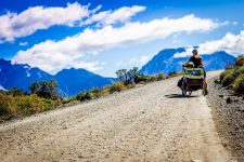 Pushing up to Chile Chico on the Carretera Austral | Long Haul Trekkers