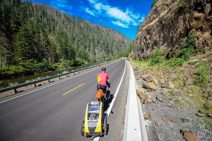 Cascading Rivers Scenic Bikeway | Long Haul Trekkers